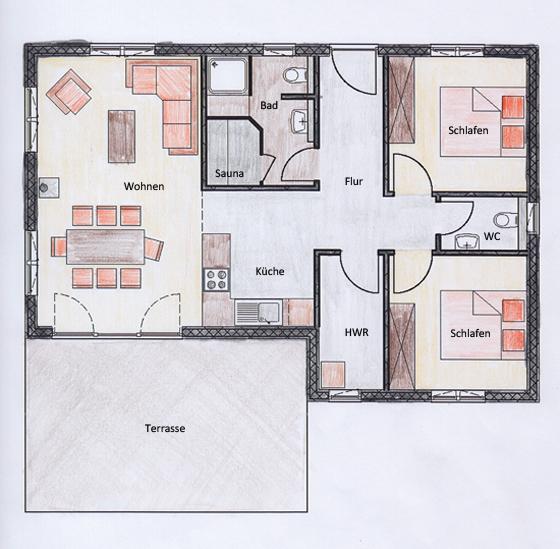 ferienhaus 5 personen urlaub ferien auf hohem niveau. Black Bedroom Furniture Sets. Home Design Ideas